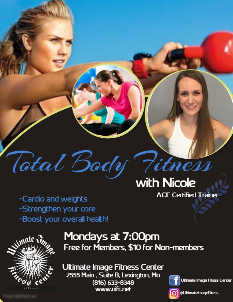 Total Body Fitness with Nicole