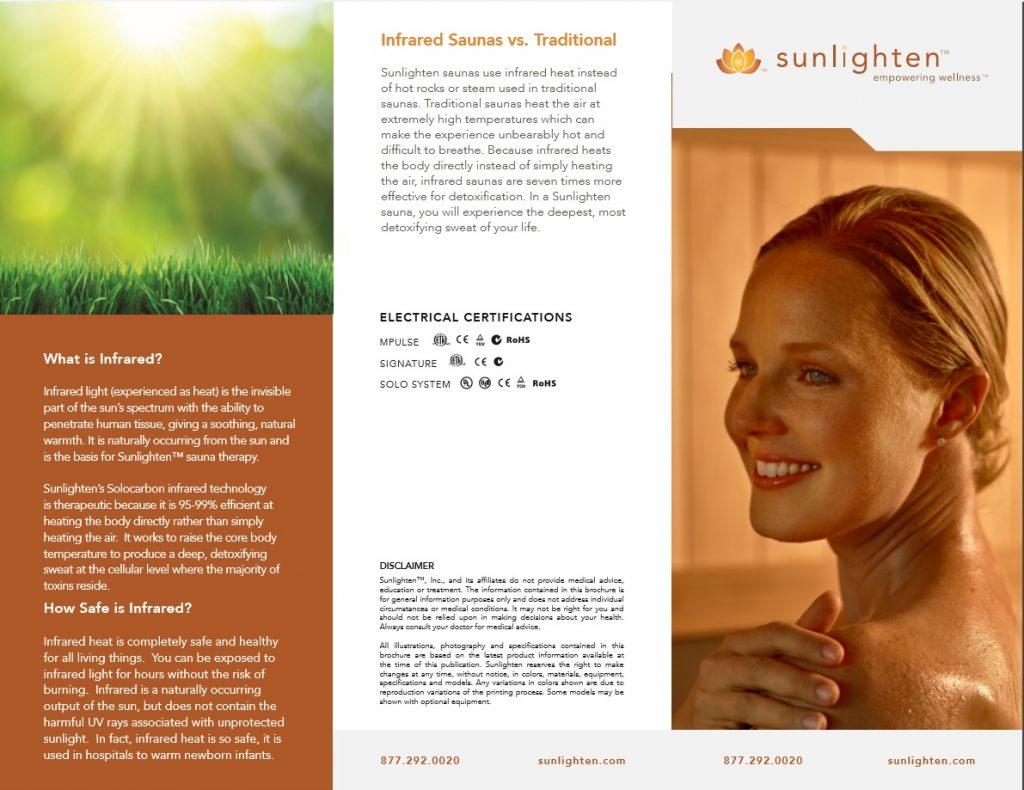 sauna brochure pg1